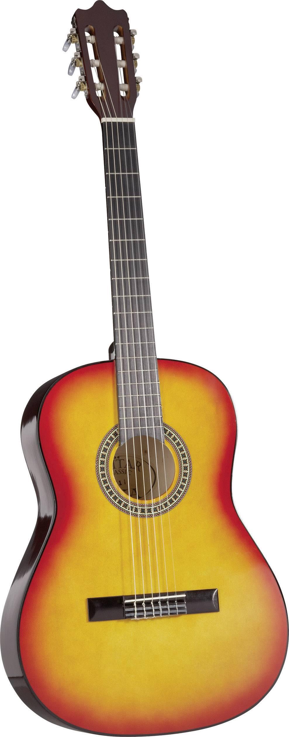 Koncertná gitara MSA Musikinstrumente C11 C11, veľkosť gitary 7/8, sunburst