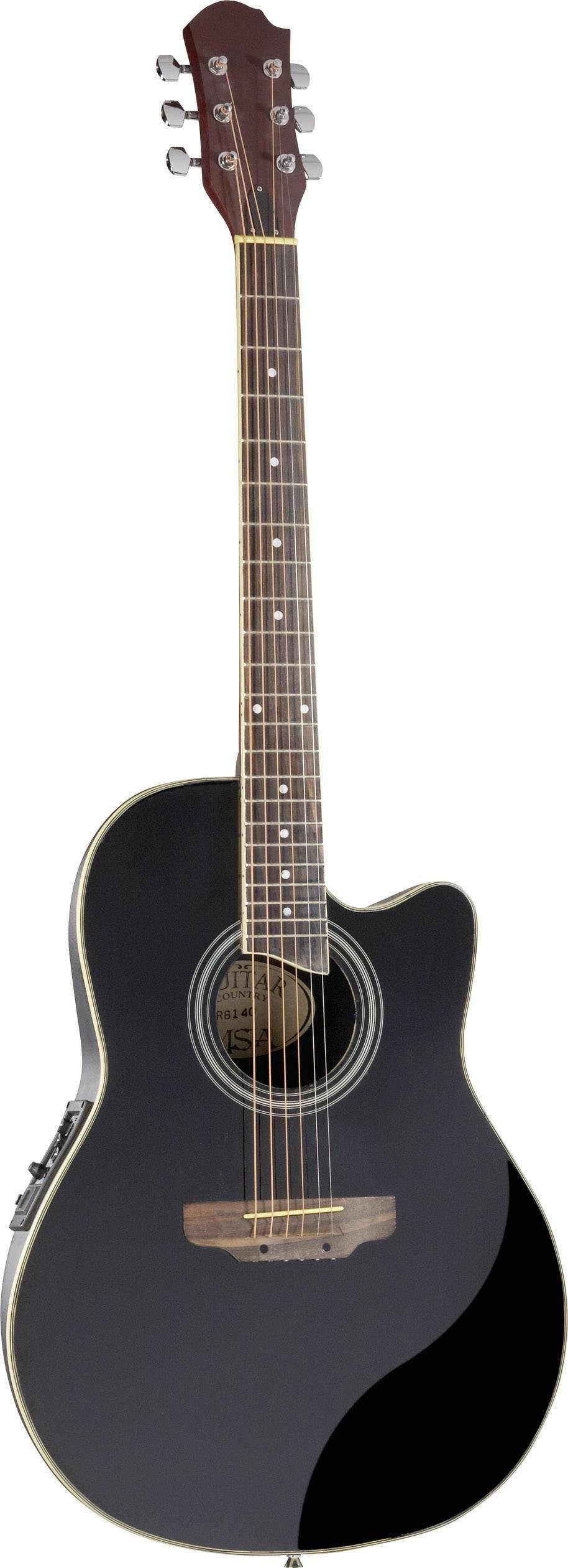 Elektrické westernové gitary