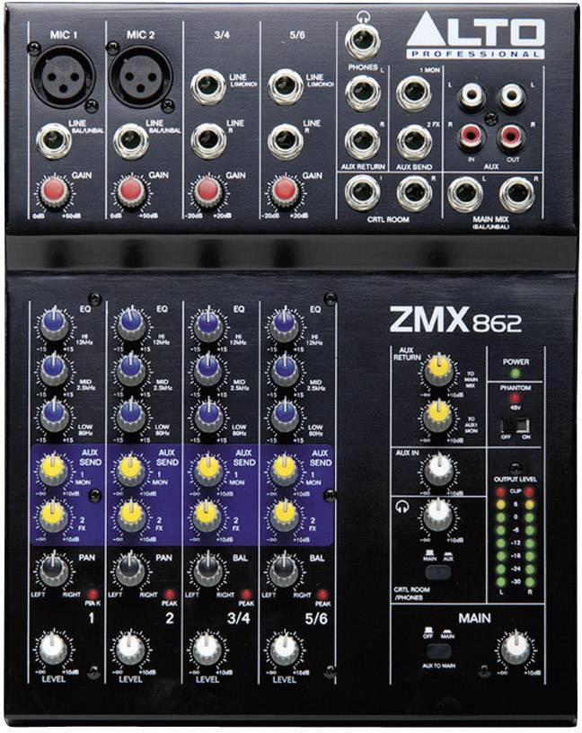 Mixážní pult Alto Zephyr ZMX862