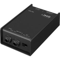 Pasivní DI box IMG STAGELINE DIB-100, 1kanálový
