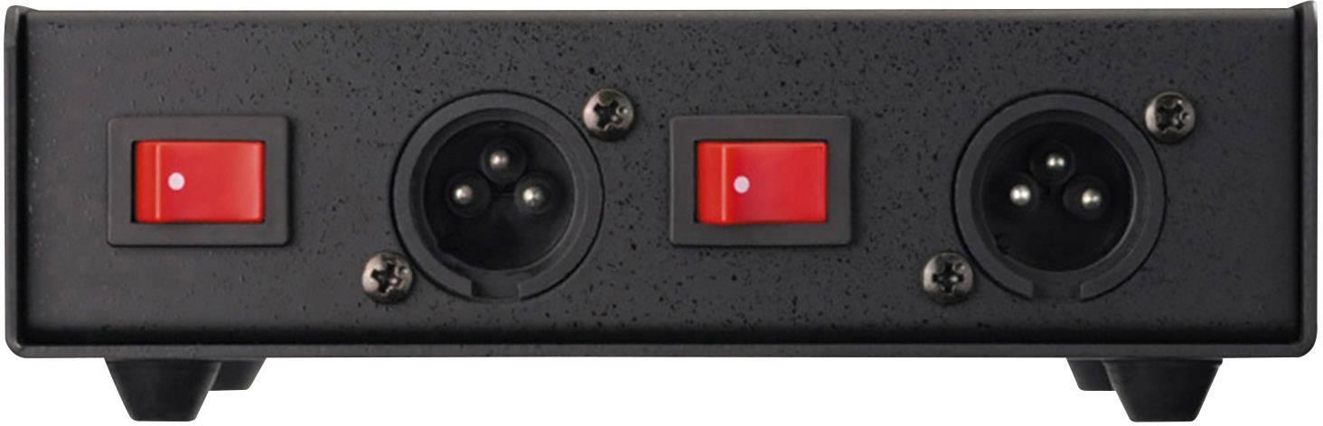 Pasívny DI box IMG STAGELINE DIB-102, 2-kanálová