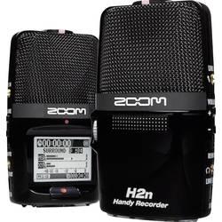 Přenosný audio rekordér Zoom H2n černá