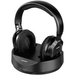 Bezdrátová sluchátka Over Ear Thomson WHP3777, černá