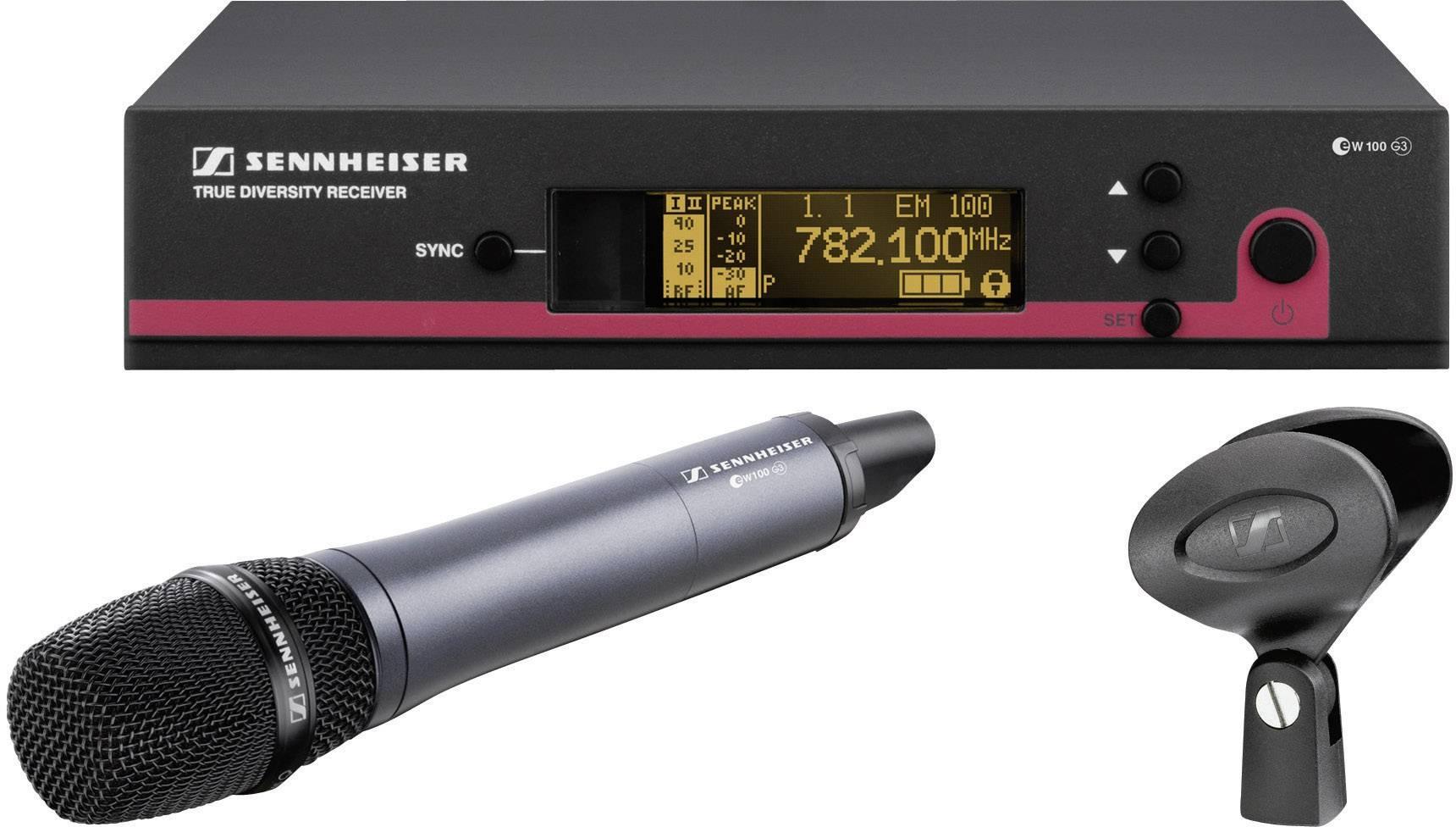 Sada bezdrôtového mikrofónu Sennheiser ew 145 G3-1G8