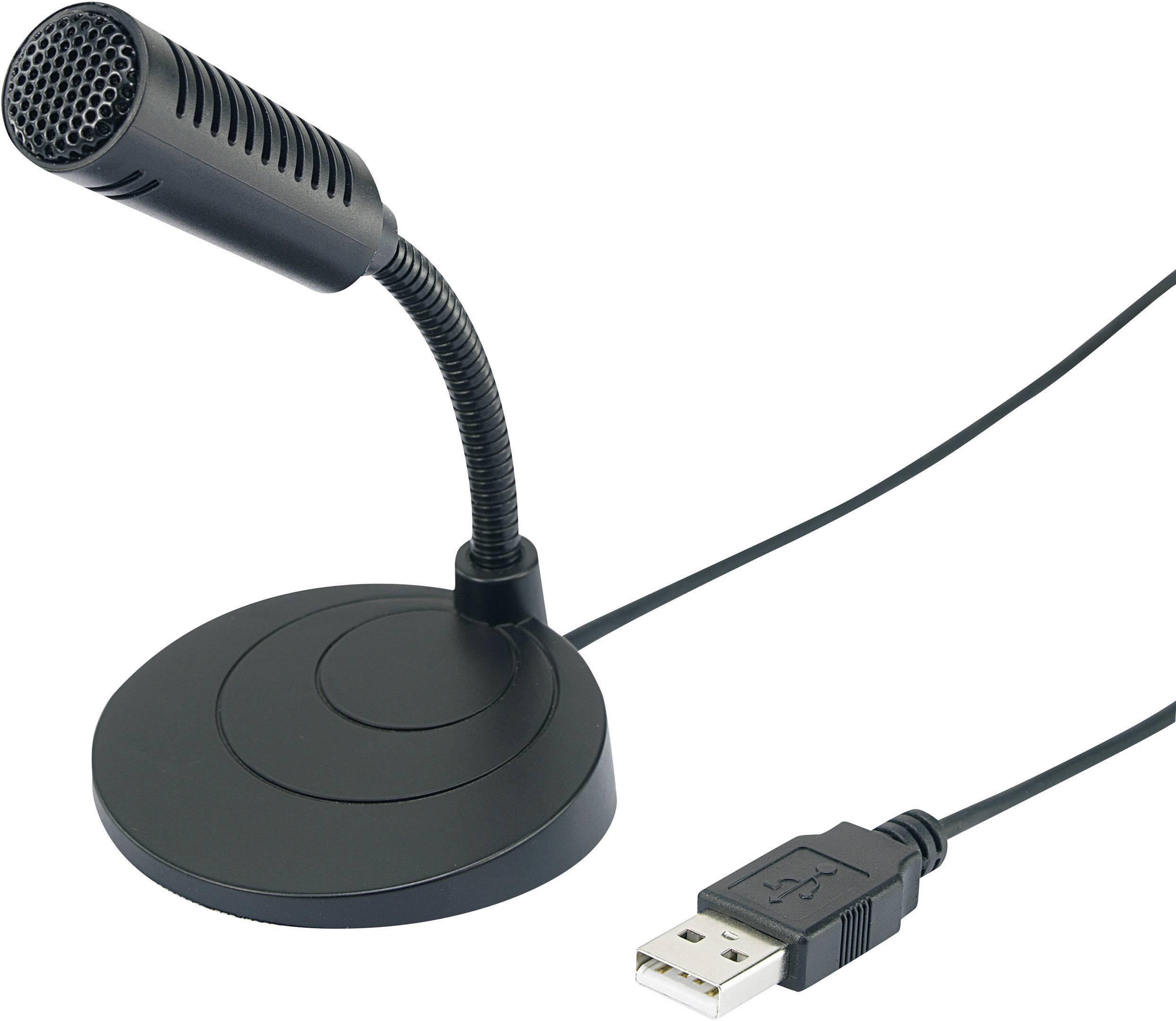 Konferenční USB mikrofon Renkforce UM-80
