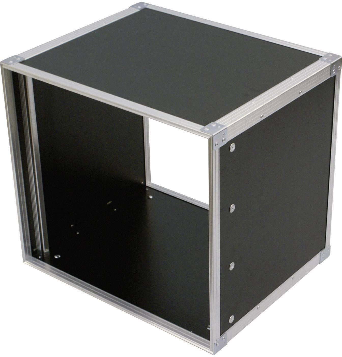 19-palcový rack 311475 311475, 11 U, drevo