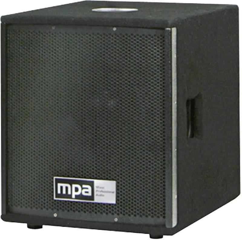 Aktivní subwoofer MPA M.A.R.L.I.S., 122 dB, 400/800 W