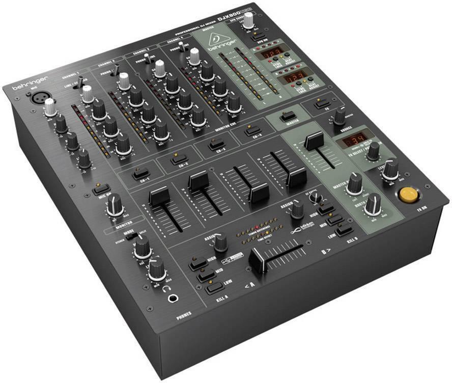 DJ mixážny pult Behringer DJX-900USB