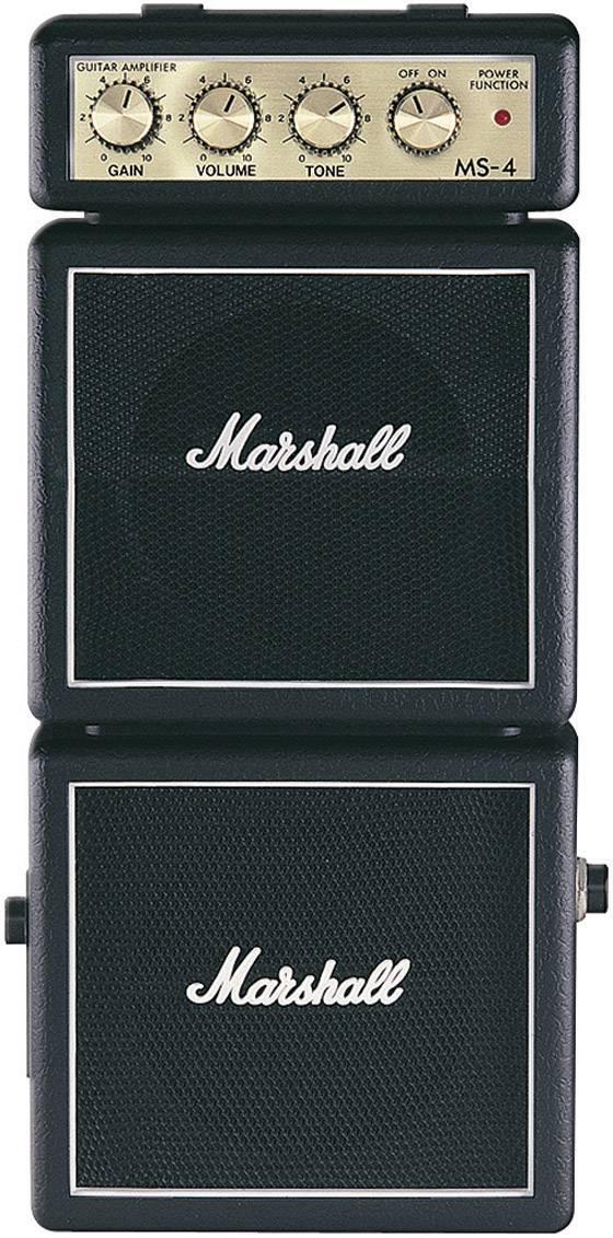 Malé kytarové kombo Marshall MS4