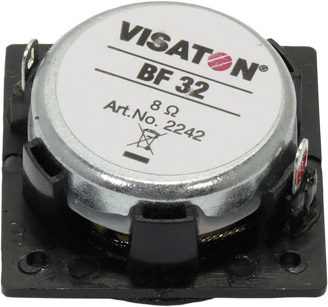 """Širokopásmový mini reproduktor Visaton BF 32, 1.3 """", 8 Ohm, 2 W"""