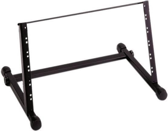 19-palcový rackový stojan Adam Hall STRS6U STRS6U, 6 U, hliník