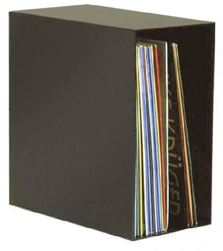 Box na LP, černá