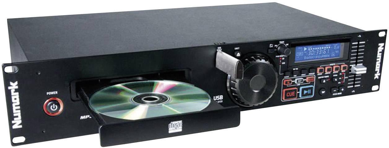 DJ single CD/MP3 přehrávač Numark MP103USB