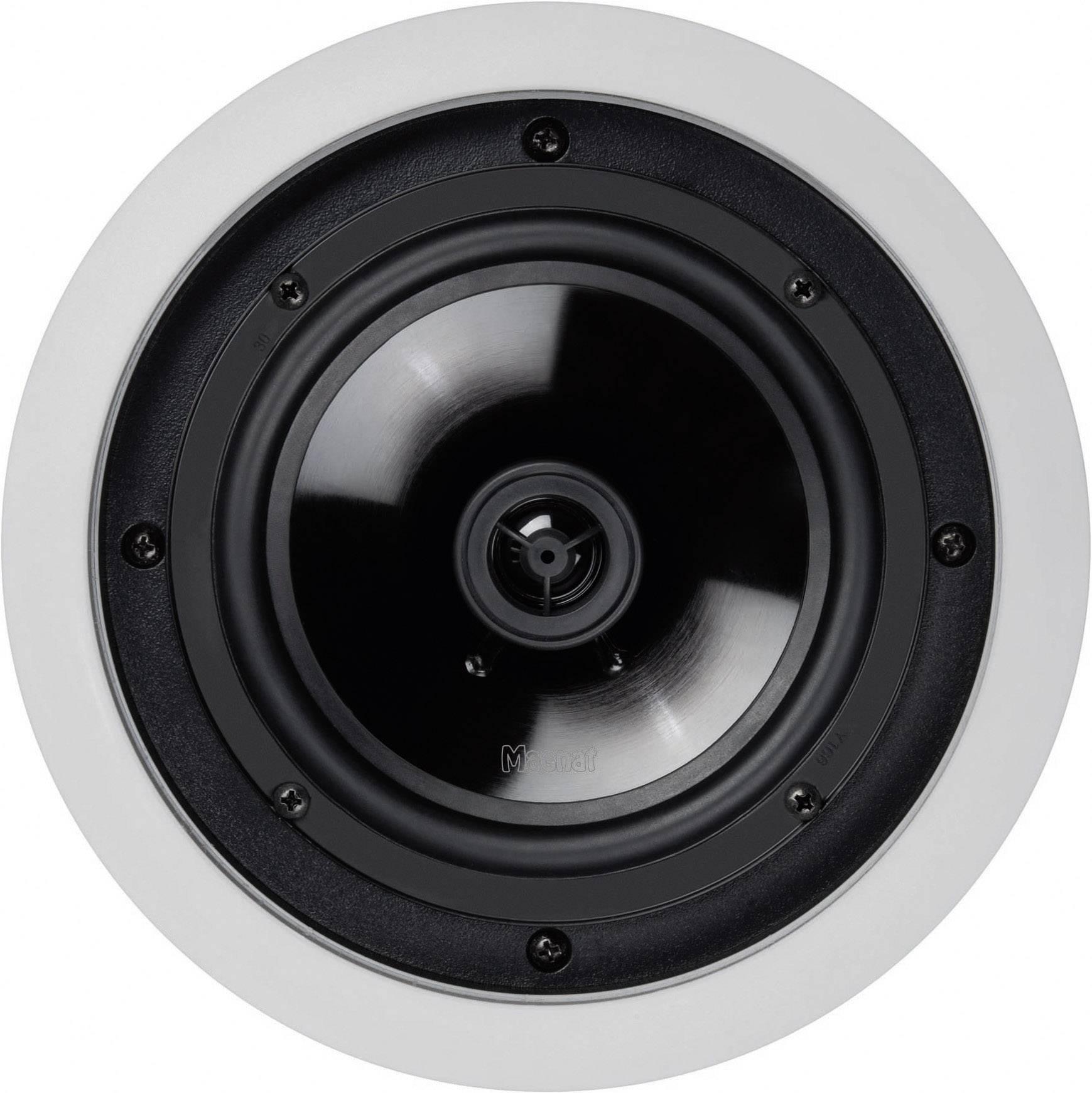 Vestavný reproduktor Magnat ICP 62, 8 Ω, 90 dB, 70/120 W, bílá