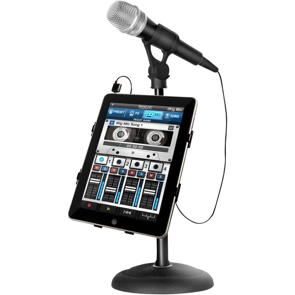 mikrofon irig mic pro iphone ipad. Black Bedroom Furniture Sets. Home Design Ideas
