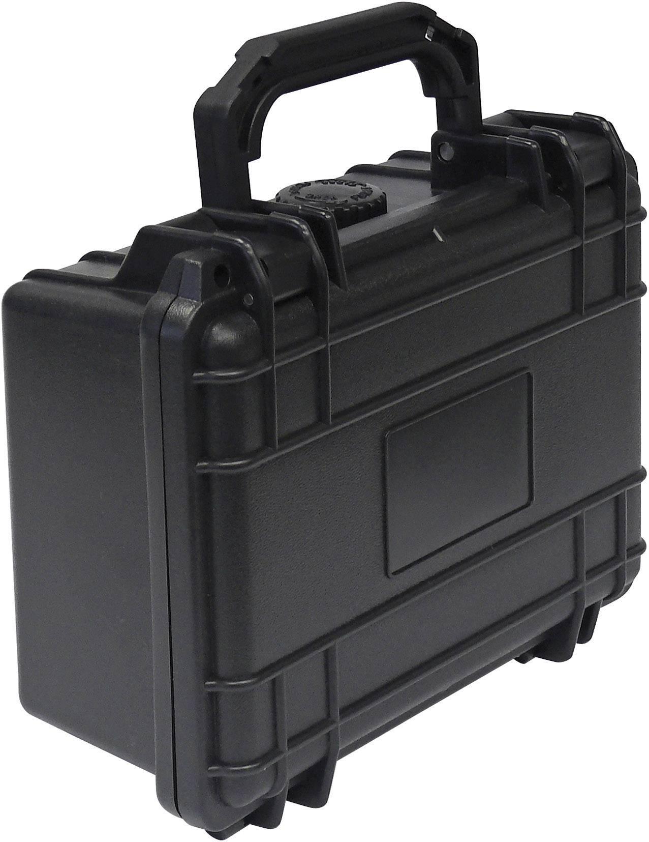 Přepravní kufr, velikost S, 210 x 167 x 90 mm