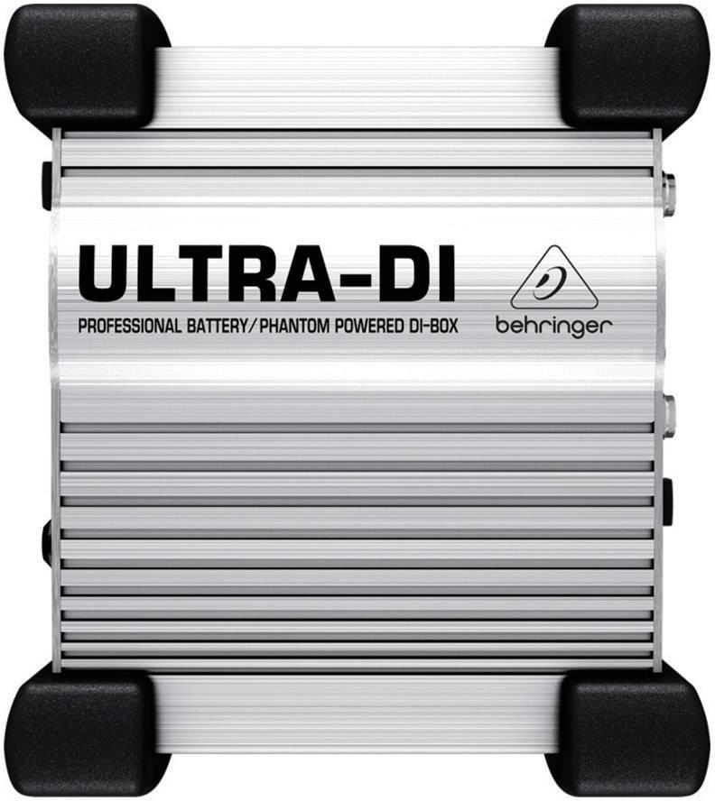 Aktívny DI box Behringer DI100, 1-kanálový