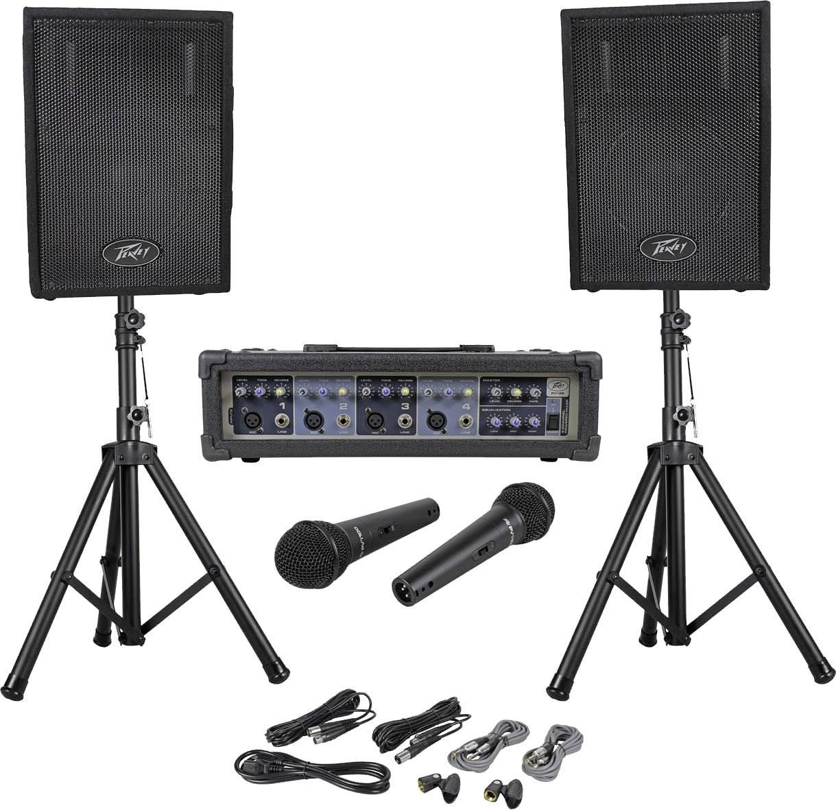 Sada PA systému Peavey Audio Performer Pack