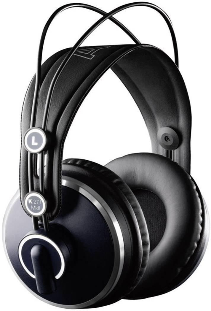 Štúdiové slúchadlá AKG Harman K271 MkII AKGK271MKII, čierna