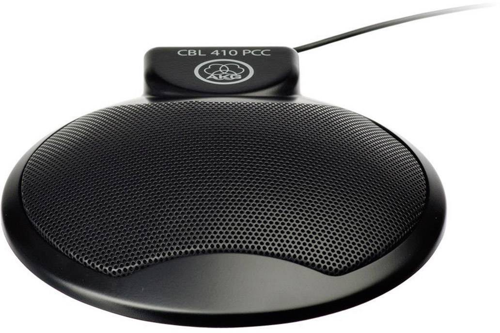 Káblový rečnícky mikrofón AKG CBL410PCC CBL410PCCB