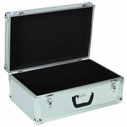 Transportný box/kufor Universal Case alu 30126201, (d x š x v) 270 x 600 x 390 mm, strieborná