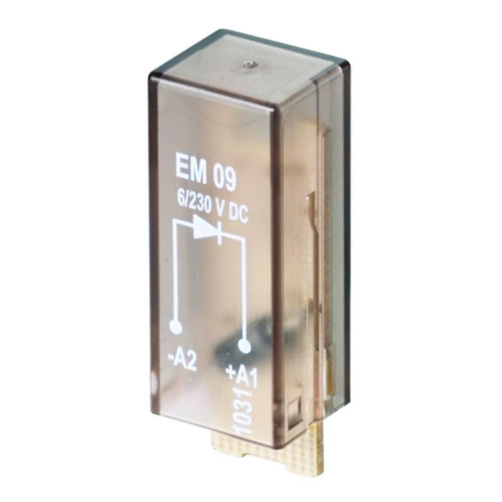 Zasouvací modul s diodou s RC členem , bez LED diody Weidmüller RIM-I 3 230VAC RC vhodné pro sérii: Weidmüller řada RIDERSERIES RCI , Weidmüller řada RIDERSERIES RCM , 10 ks