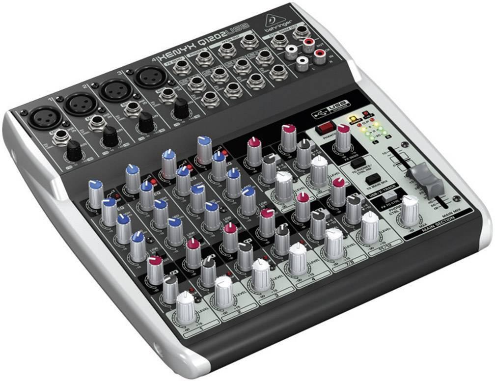 USB mixážní pult Behringer Q1202USB