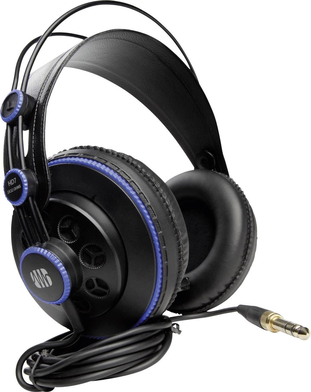 Štúdiové slúchadlá PreSonus HD7 300.500.050, čierna, modrá