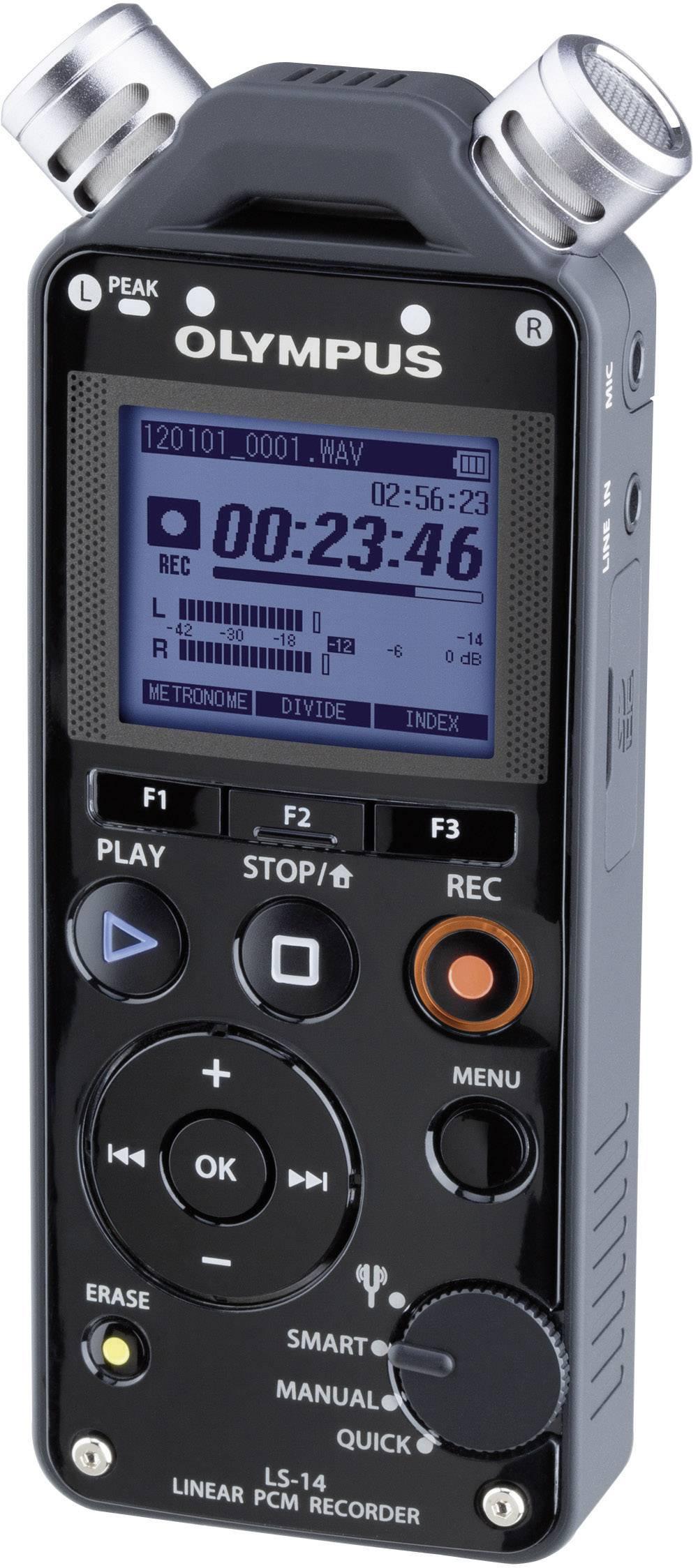 Audio rekordéry