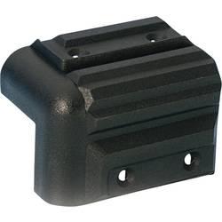 Ochranní roh na reproboxy 4072, (d x š) 56 mm x 36 mm, plast