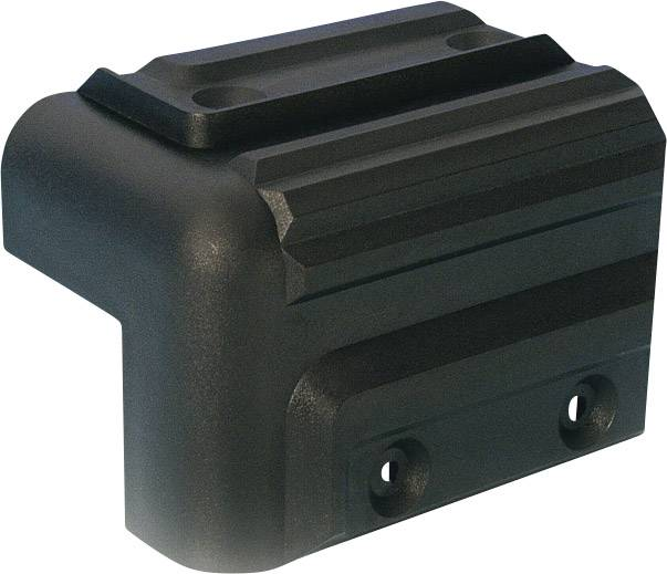 Ochranný roh na reproboxy B005CN7ZLC, (d x š) 83 mm x 52 mm, umelá hmota