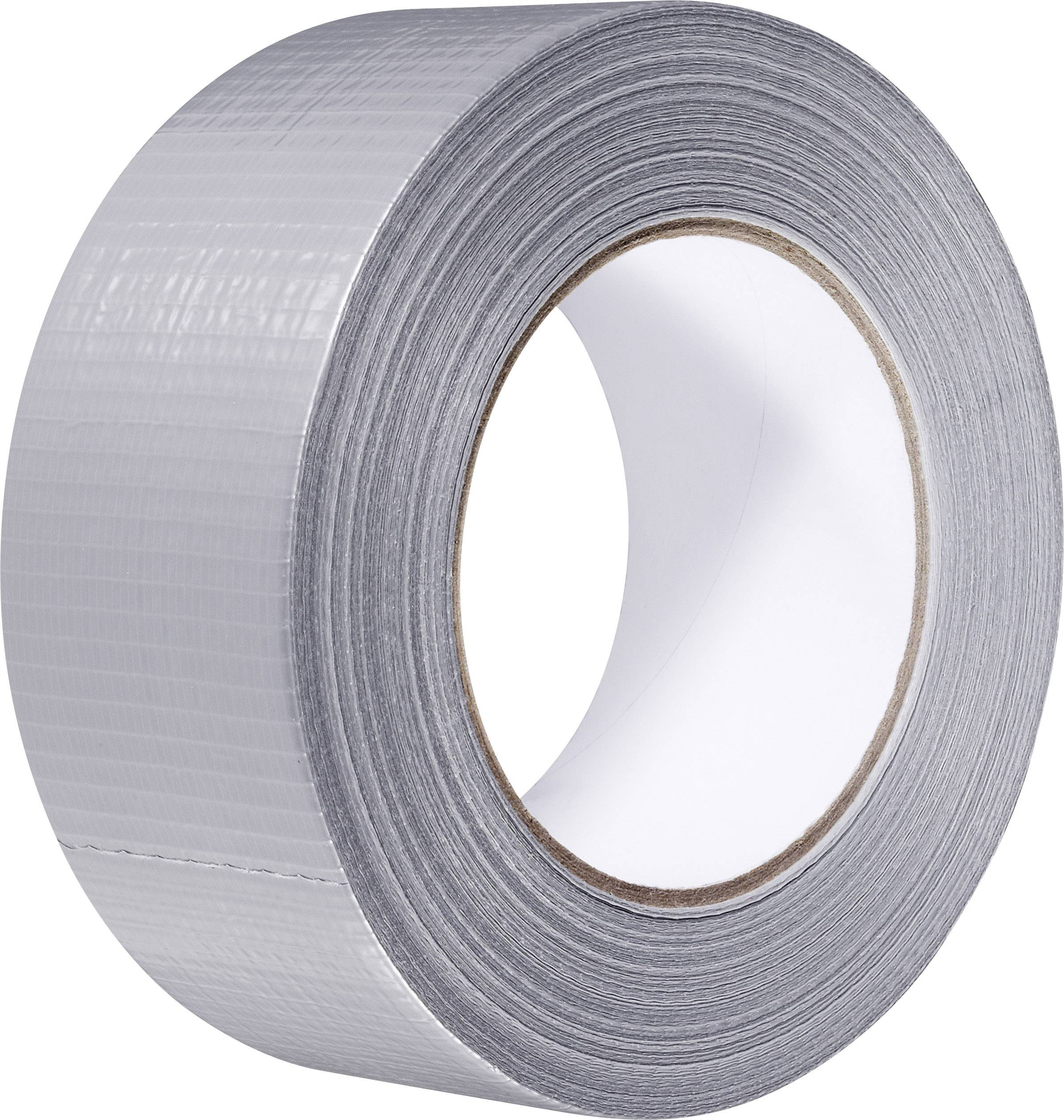 Gaffa Silber 318493, (d x š) 50 m x 50 mm, 1 ks
