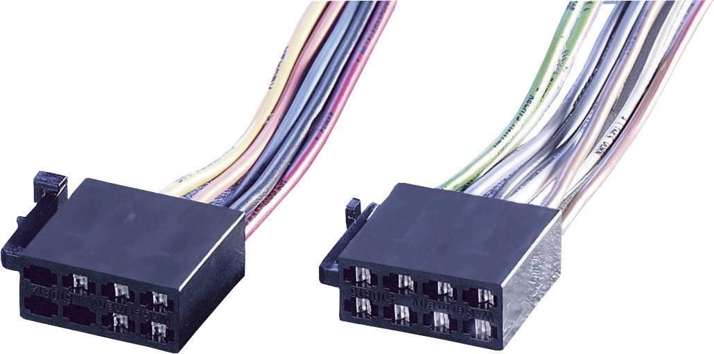 ISO adaptér na pripojenie autorádia AIV 41C970, 2 ks