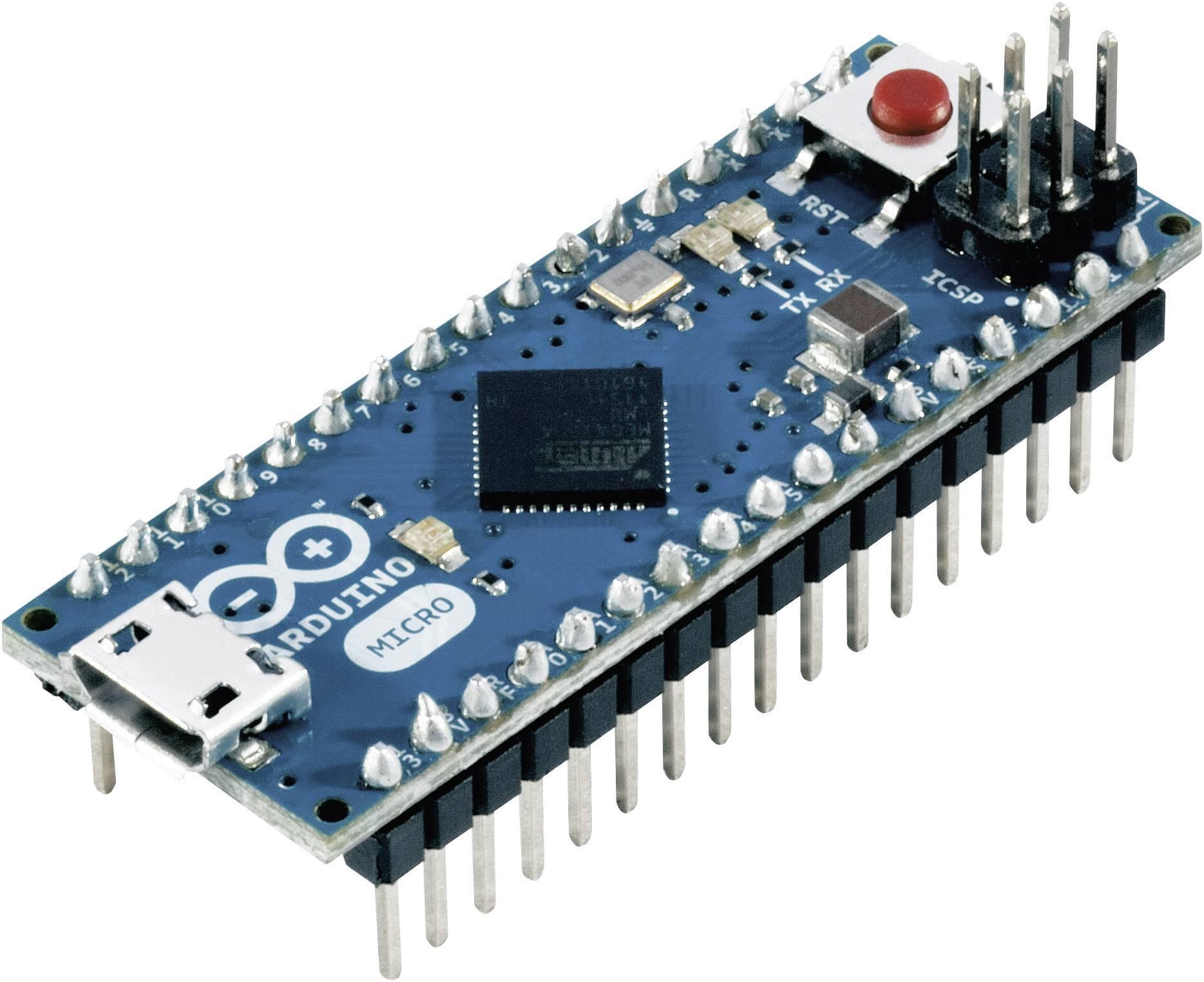 Rozšiřující deska Arduino Micro 65192