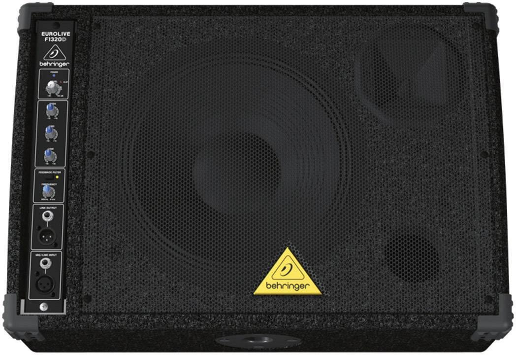 "Aktívny stage monitor Behringer F1320D, 300 W, 30 cm (12 "") 1 ks"