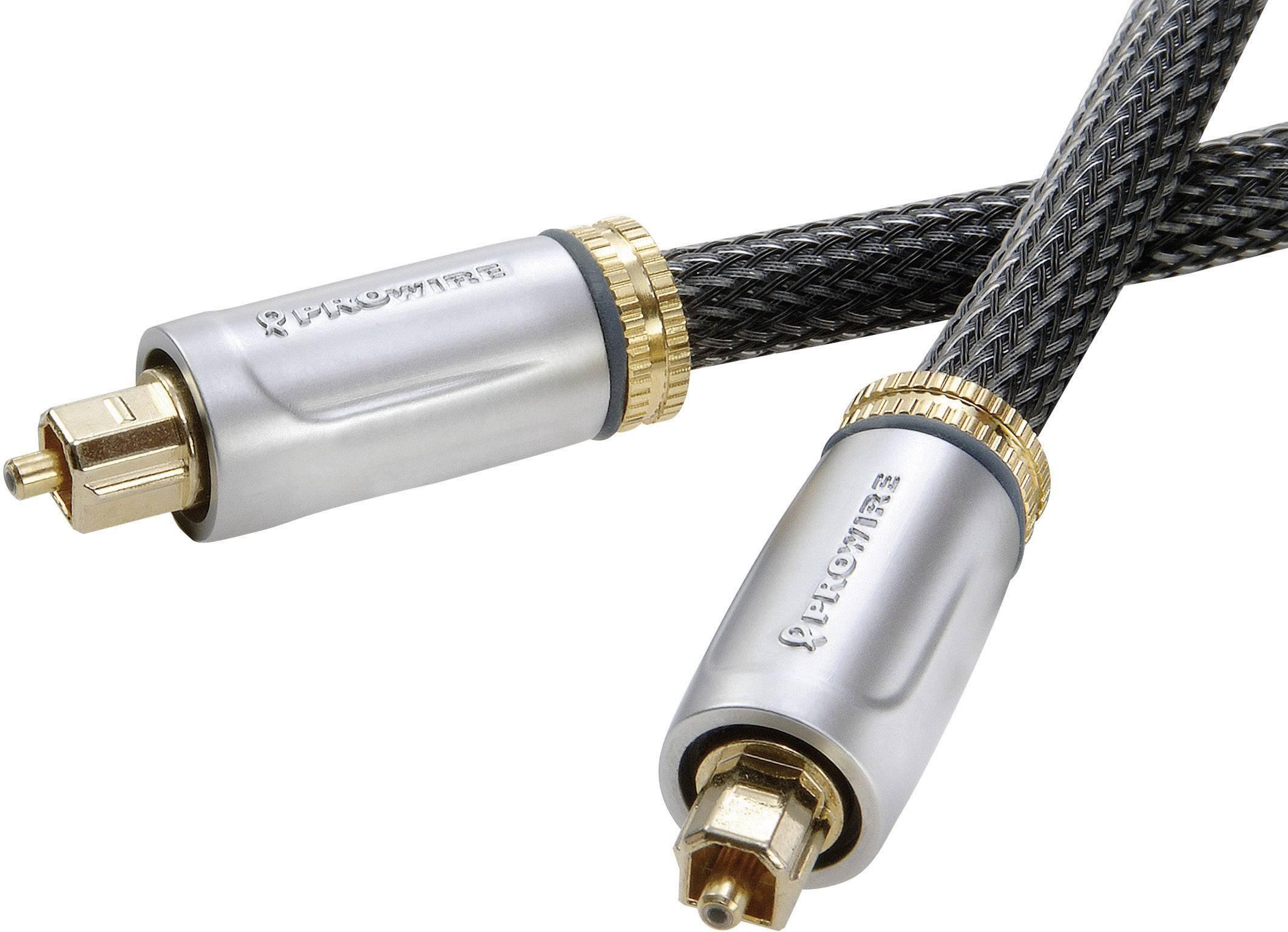 Digitální audio kabely