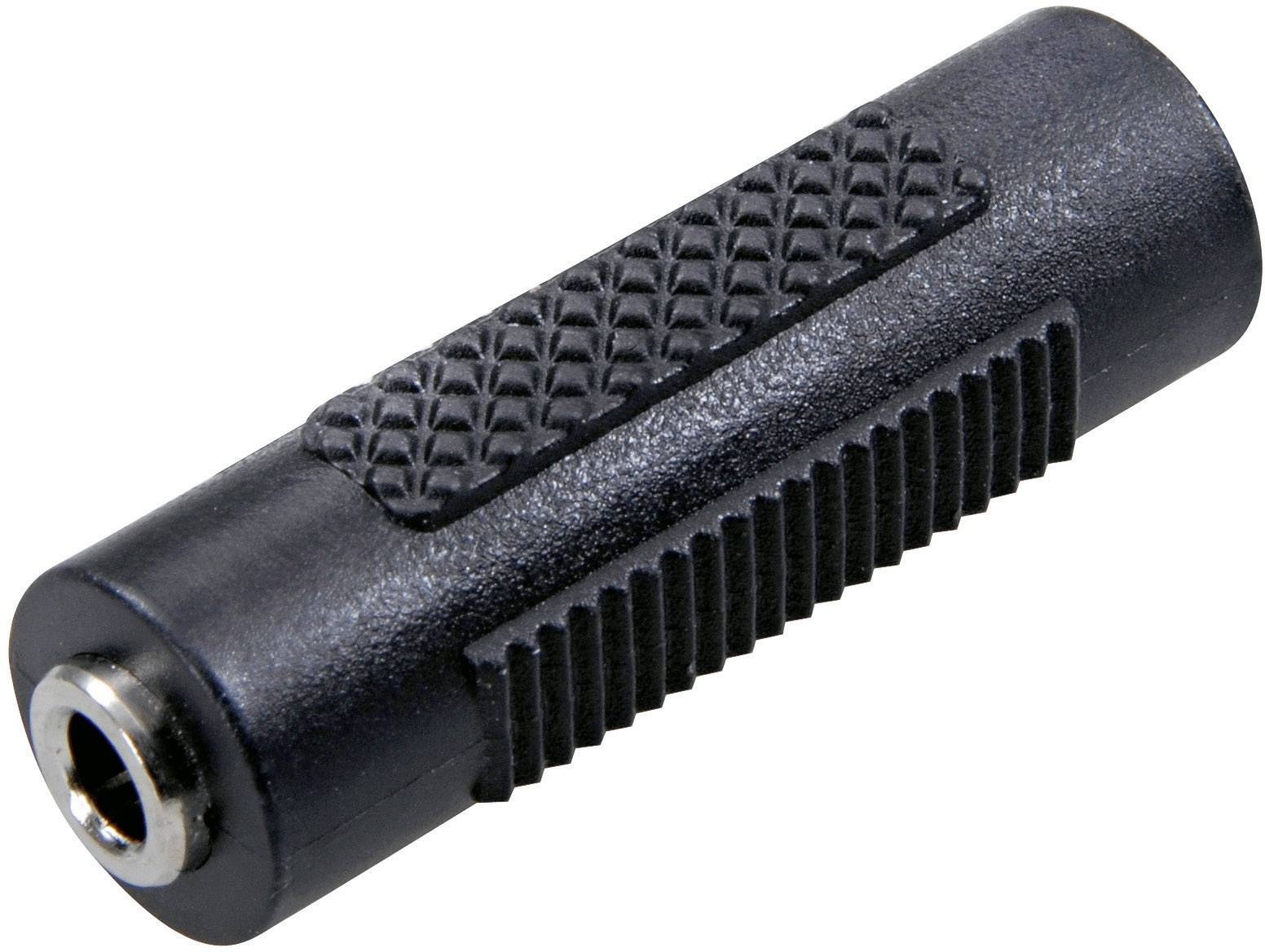 Jack audio adaptér SpeaKa, jack zásuvka 3,5 mm / jack zásuvka 3,5 mm