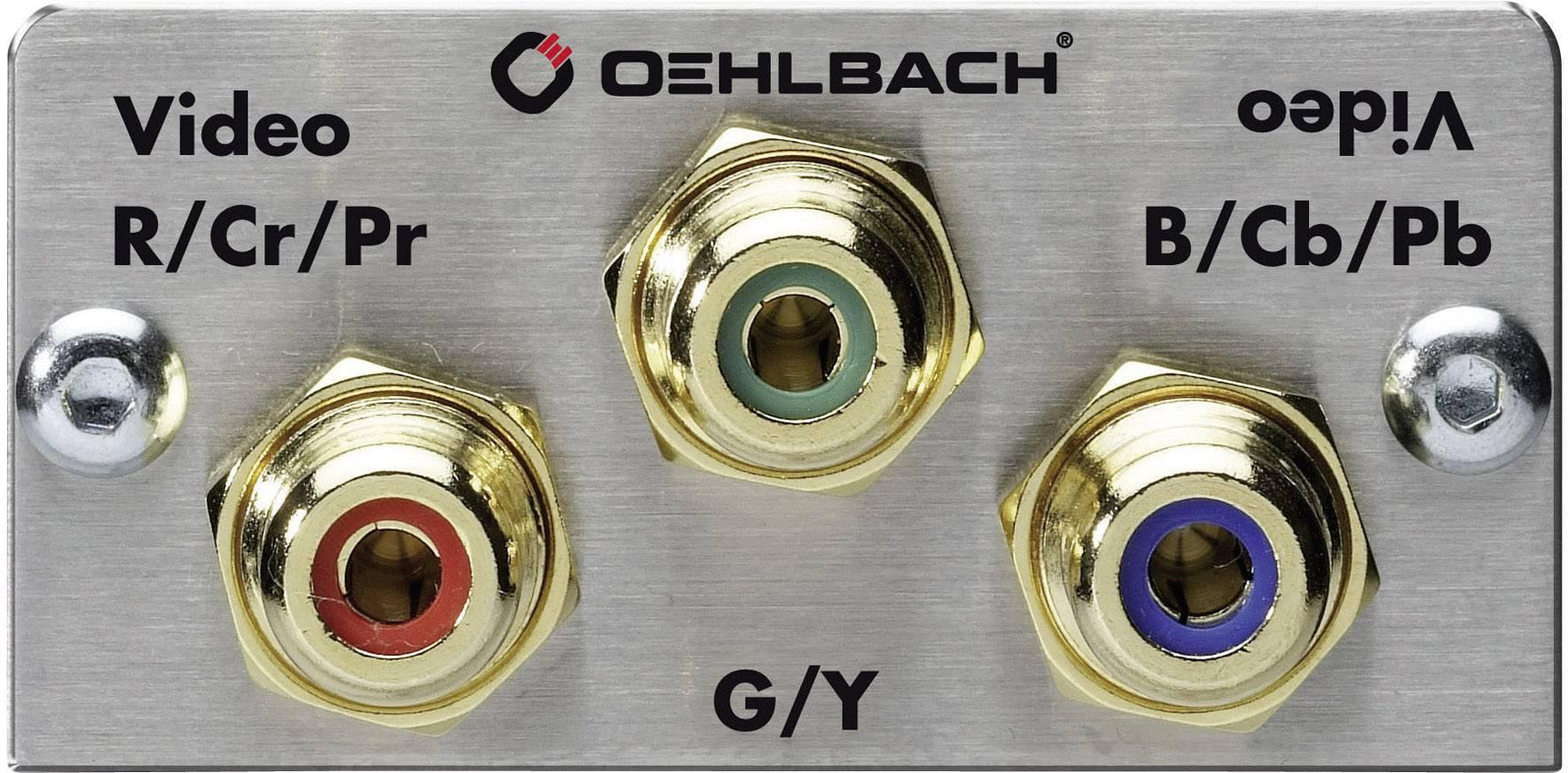 Komponenty PRO IN Oehlbach, pájitelné