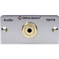 Oehlbach PRO IN MMT-C AUDIO-35 jack multimediální využití se svazkem adaptérů