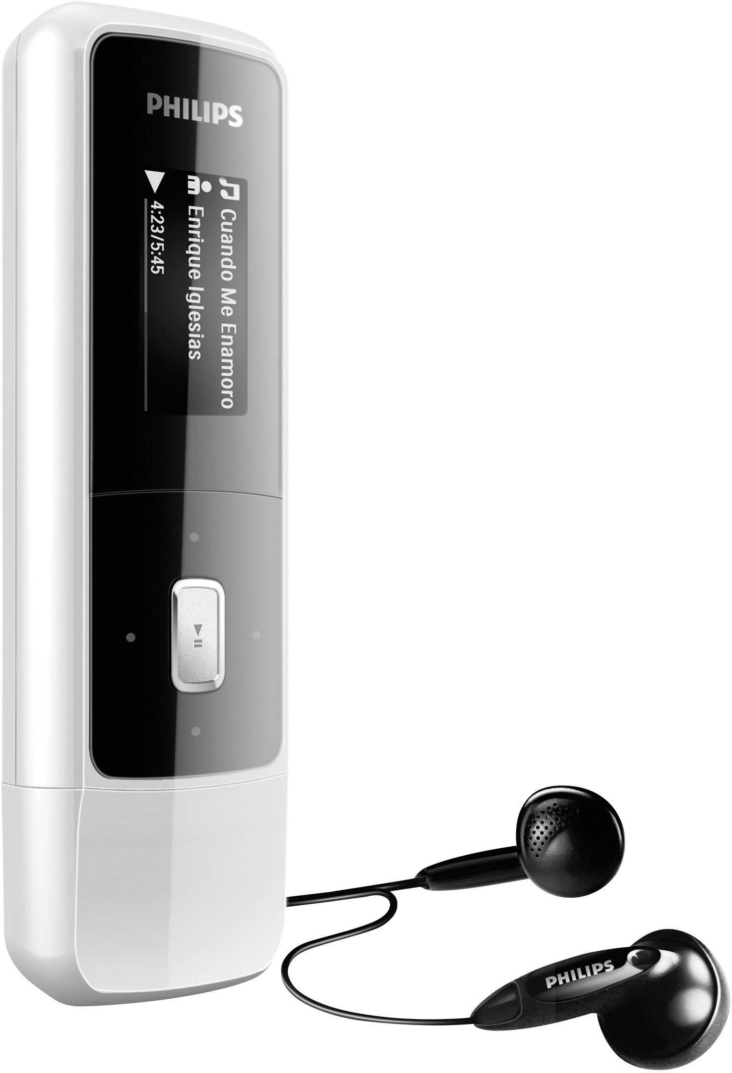 MP3/MP4 prehrávače