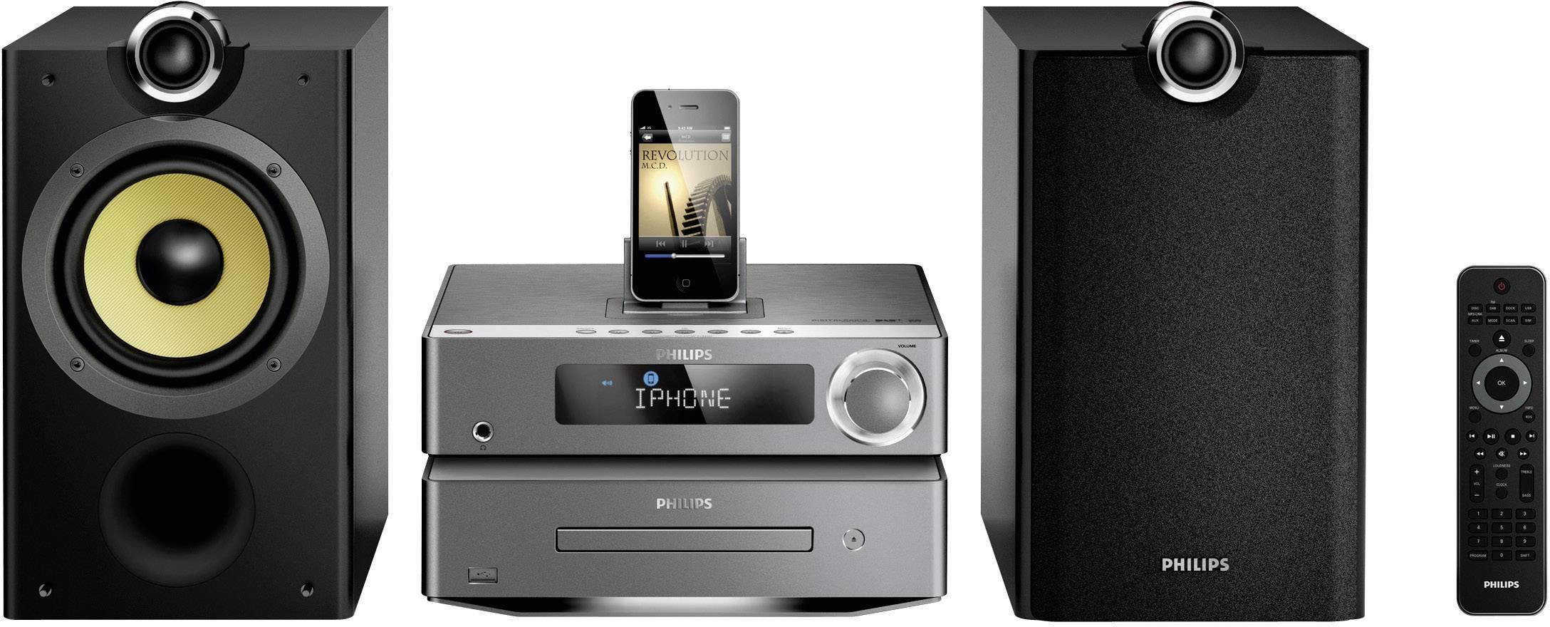 HiFi veže a audio systémy