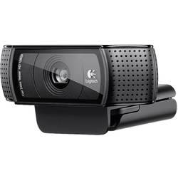 Full HD webkamera Logitech HD Pro Webcam C920, upínací uchycení