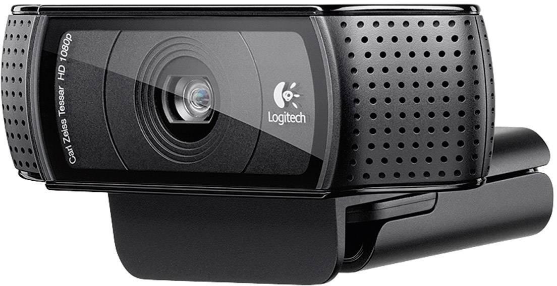 Full HD webkamera Logitech HD Pro Webcam C920