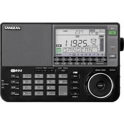 N/A Sangean ATS-909 X, AUX, čierna