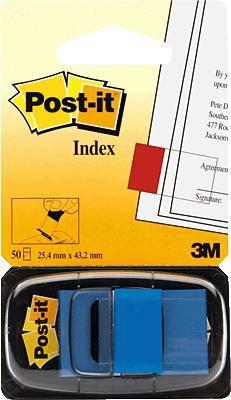 Zásobník na samolepící proužky Post-it Index 680-2 7000029853, 25.4 mm
