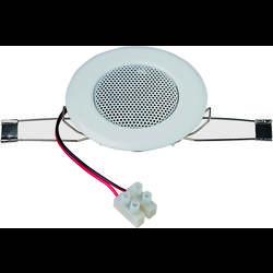 Stropní mini reproduktor Visaton DL-5, 8 Ω, 2/5 W, bílá