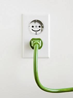 Šetrenie el.energie