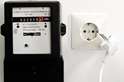 Měřiče spotřeby energie