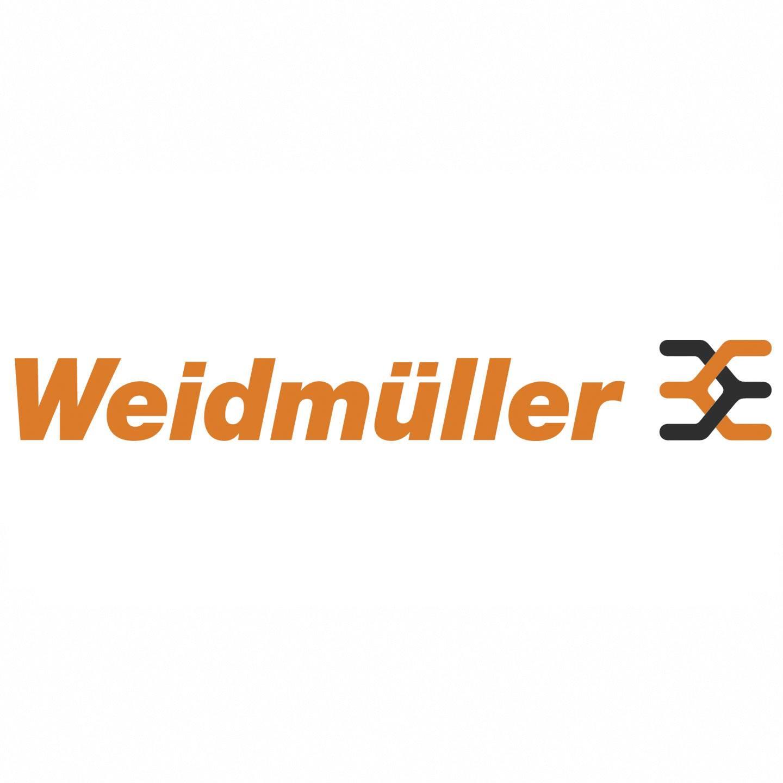 Řadové svorky Weidmüller