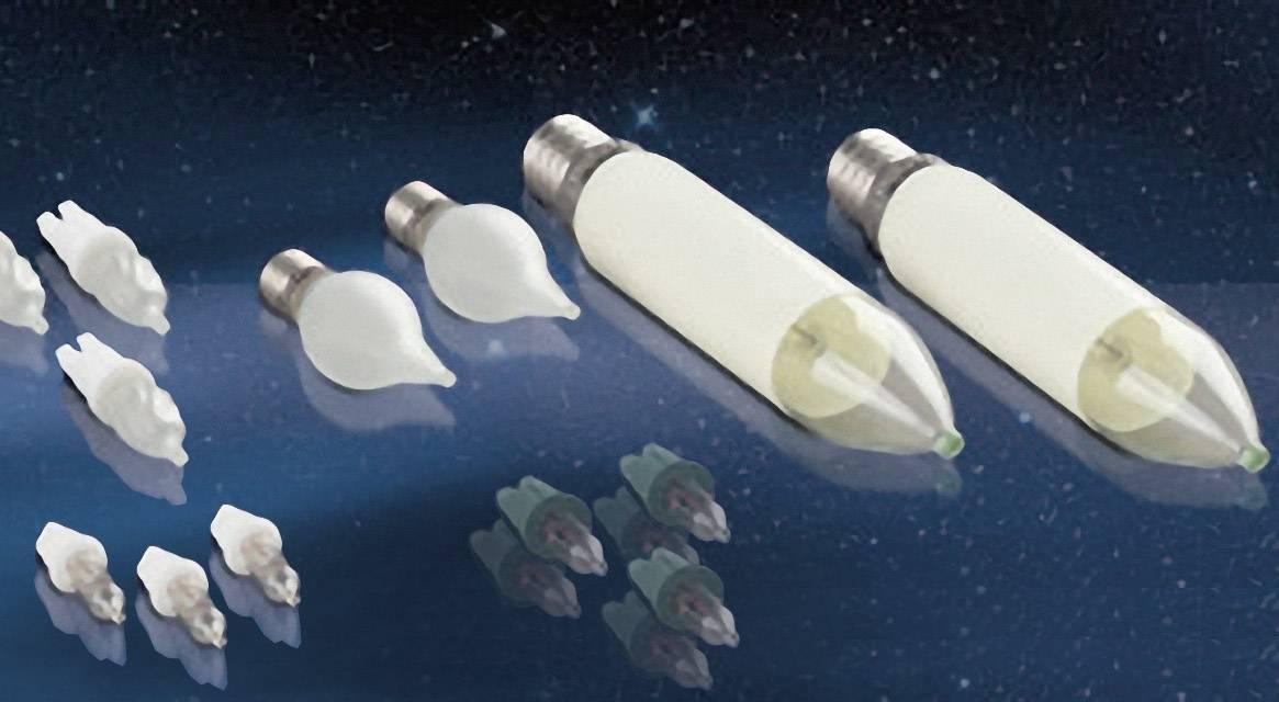Náhradní žárovky pro světelné řetězy